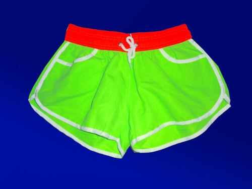 donna costume da bagno shorts Calzoncini pantaloncini corti Pantaloni surf S-XL