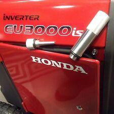 Honda Eu3000is Inverter Generator Oil Fill Tube Amp Magnetic Dipstick Combo Usa