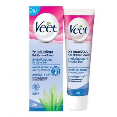 Veet Hair Removal Cream Aloe Vera Vitamin E Hydro Restor For