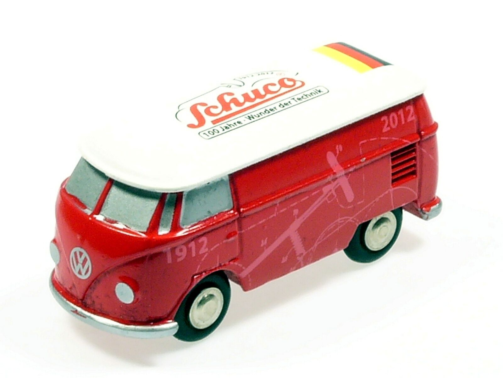 Schuco piccolo vw t1 t1 t1 Boîte  Made in Germany    450515901 64333a