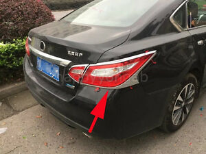 Image Is Loading Rear Light Lamp Cover Trim For 2016 2018
