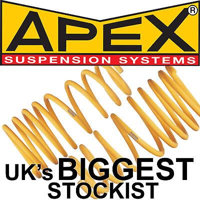 Apex 30mm Lowering Springs Honda Civic EP3 Type-R 2.0 01-06
