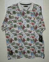 Notorious Big Rapper Polo Dress Shirt Tags Sz Xxl $42 Value