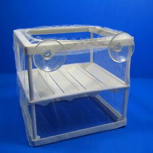 Aquarium breeder trap net hatchery separation incubating for Fish breeder box
