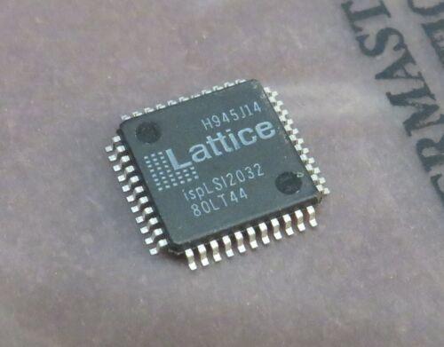 Lattice ISPLSI2032-80LT44 Complex Programmable Logic Devices CPLD