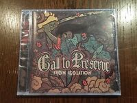 Call To Preserve - From Isolation Cd Hardcore Punk Facedown Records Brand