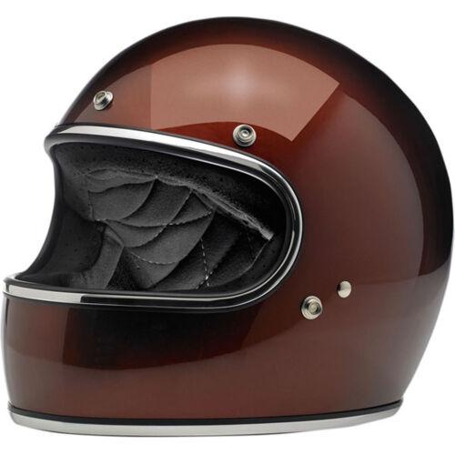 Biltwell Gringo Motorcycle Helmet Street Vintage Retro Full Face NEW IN BOX