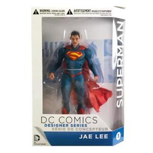 DC-Comics-disenador-serie-3-Figura-De-Accion-Superman-Jae-Lee