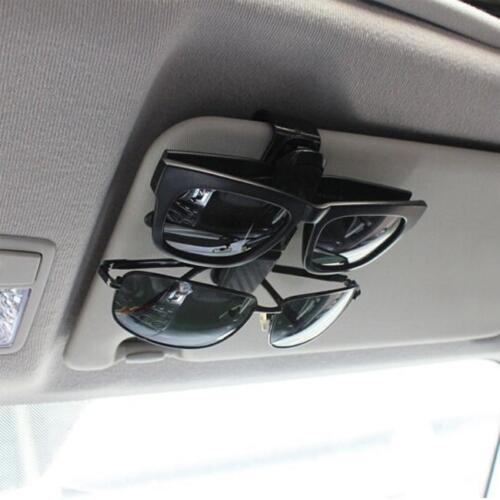 Car Vehicle Holder Reading Eye Sunglasses Glasses Eyeglass Sun Clip Visor Card H