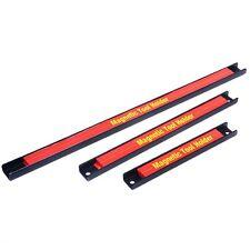 "3 PCS  Magnetic Tool Holder Bar Organizer Storage Rack Knife Wrench 8"" 12"" 18"""