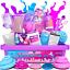 Kids Can Make Unicorn Spa Original Stationery Mini Unicorn Slime Kit for Girls
