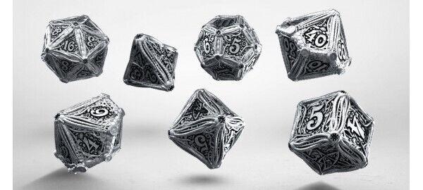 barato Q-Taller Metal dice Set-Call of Cthulhu (7 Piezas) Piezas) Piezas)  precios mas bajos