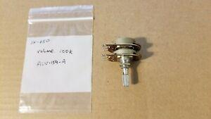 Pioneer SX-650 bass control potentiometer 100K ACV-159-A