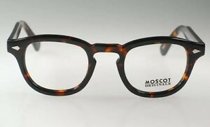a154d6f1ac8 Image is loading Moscot-Lemtosh-Tortoise-medium-glasses-frames-spectacles -specs-