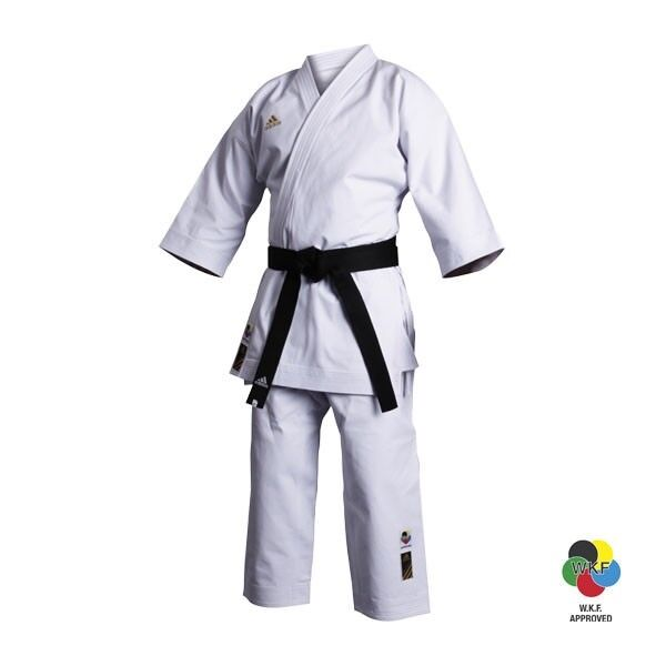 Adidas Champion Kata Karateanzug - Japanischer Schnitt K460J