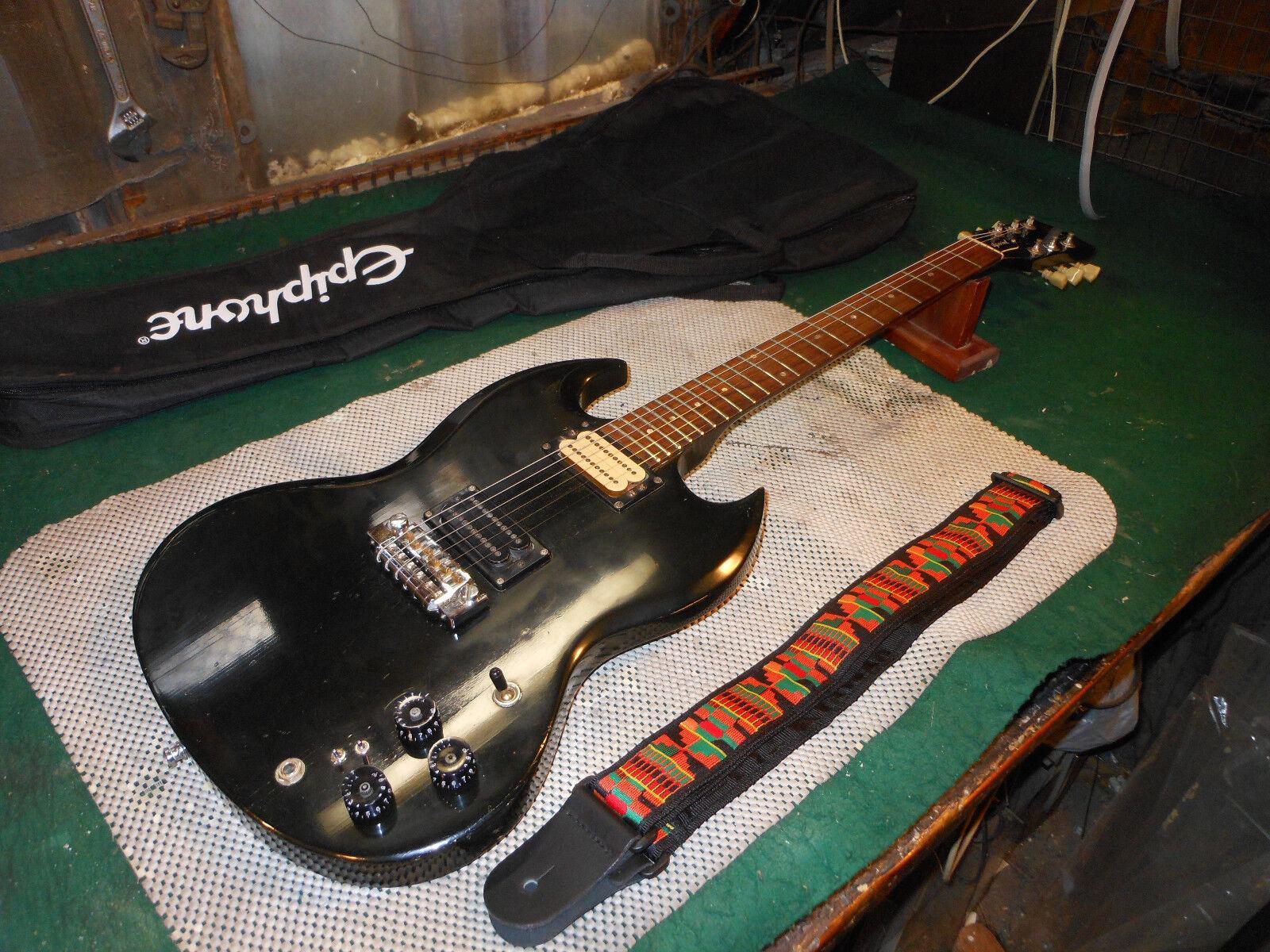 Vintage 1982 Made Epiphone  Electric Guitar
