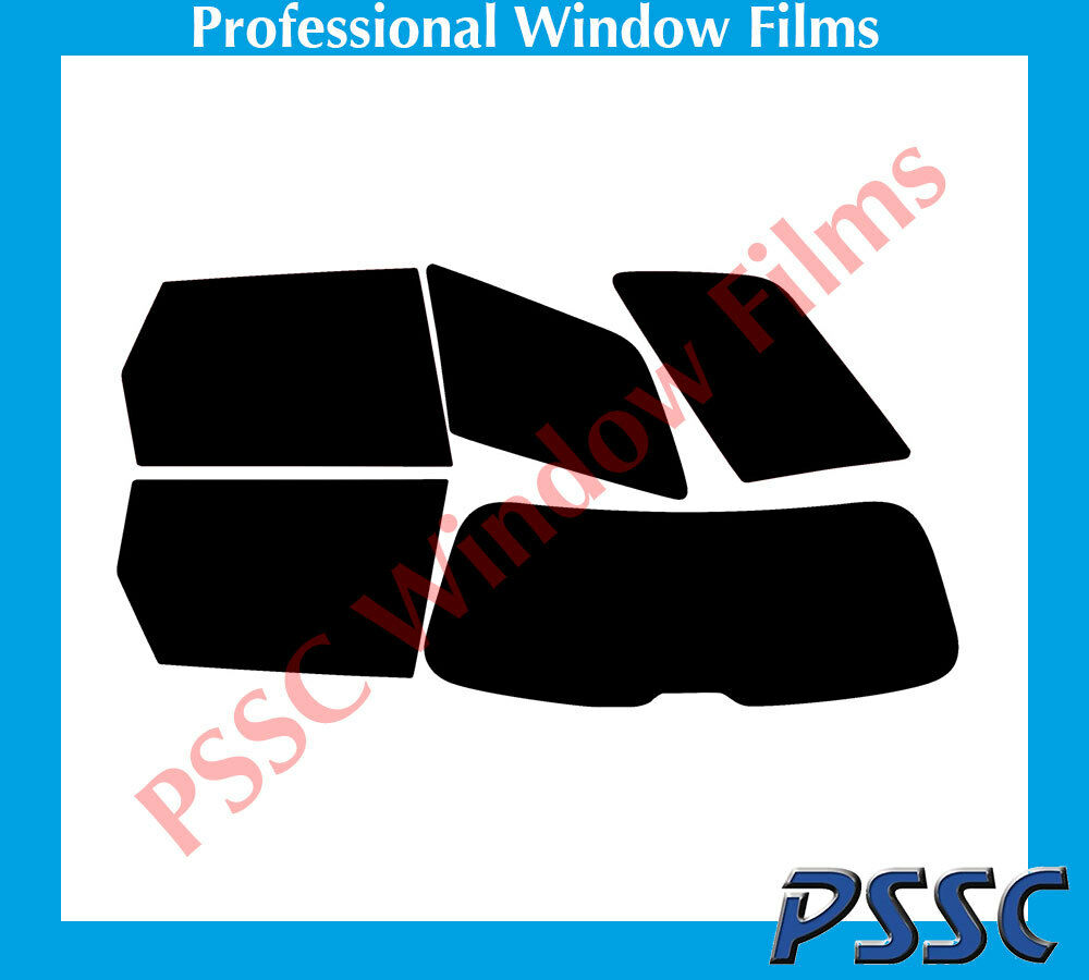 PSSC Pre Cut Rear Car Window Films - Audi A4 Avant Estate 2001 to 2008