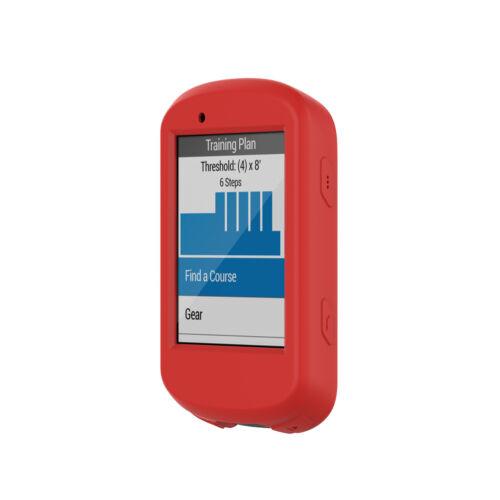 Silicone Case Protective Cover Shell Skin for Garmin Edge 530 GPS Bike Computer