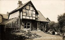 Buxton. The Bungalow, Lightwood Road.
