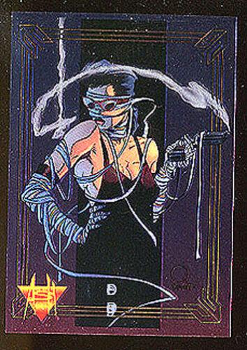 Chromium Chase Card C9 Joe Quesada /& Jimmy Palmiotti/'s ASH Painkiller Jane