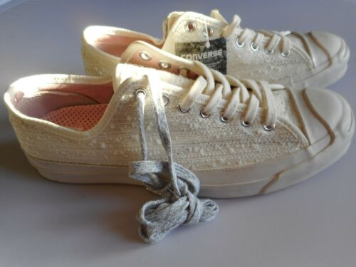 Converse Bunney Box X White New firma Purcell Uk9 Bnib Jack Without Eu44 rWPqf1nr