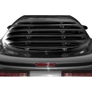Details about For Chevy Camaro 93-02 Willpak Textured Surface ABS Plastic  Rear Window Louver