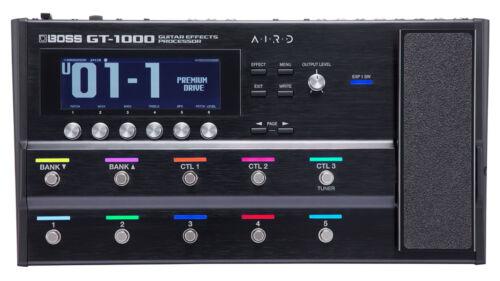 BOSS GT-1000 Multieffektgerät