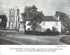 1959 Stanbridge Village Expansion To Township Refused