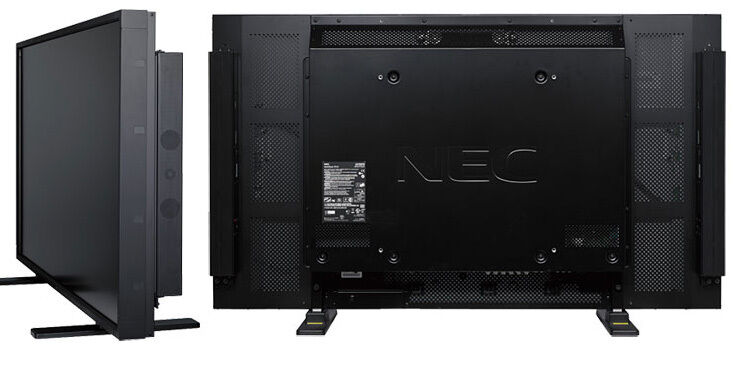 Haut parleurs NEC SP-4046PV Speakers with with with Attachment NEW (rrp ) 3e9a9a