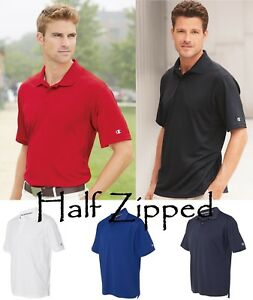 c4178b2e Image is loading Champion-Mens-Ultimate-Double-Dry-Performance-Polo-Sport-