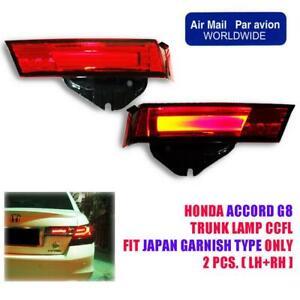 FOR 08-12 HONDA ACCORD OEM GENUINE JAPAN TYPE BACK GARNISH