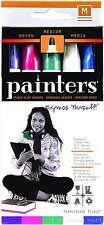Elmer's Painters Pearescent Pizazz Opaque Paint Markers Medium Tip 5 Pk
