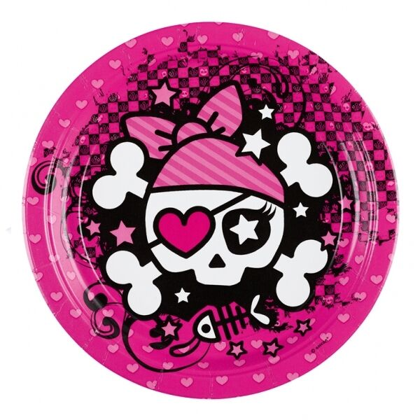 PINK GIRL PIRATE PARTY RANGE