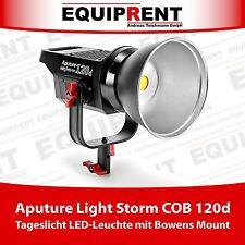 Aputure Light Storm COB 120d Tageslicht LED Leuchte mit Bowens Mount (EQM47)