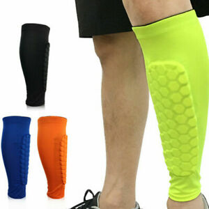 1Pcs-Men-039-s-Football-Shin-Guards-Protective-Soccer-Pads-Leg-Basketball-Training