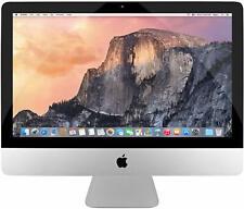 """Apple iMAC MF883LL 21.5"""" Intel i5-4260U 8GB 500GB"""