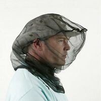 Outdoor Fishing Insect Fly Bee Net Cap Mesh Anti Mosquito Face Mask Head Protect