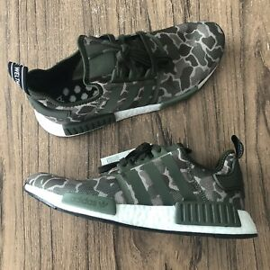957e29659 Image is loading A1077G-Adidas-NMD-R1-D96617-Mens-Size-11-