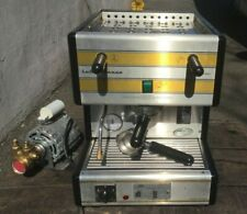 Used San Marco 1 Group Commercial Espresso Machine Cappuccino Works 110 V