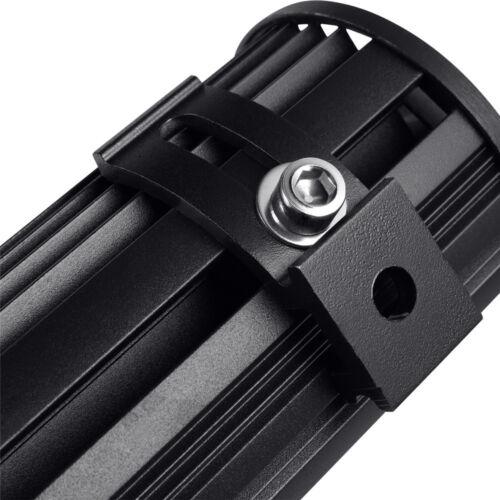 Tri-Row 14Inch 450W Led Light Bar Fit for Polaris RZR XP 900 1000 Ranger 570 UTV