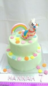 Handmade-3D-Llama-Rainbow-and-flowers-Personalised-Edible-Cake-Topper-pastel