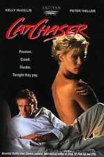 CAT CHASER DVD Peter Weller Kelly McGillis Charles Durning Frederic Forrest