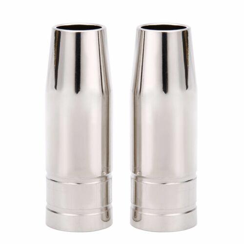 3pcs Binzel 15AK Torch Welding Accessories Nozzles Contact Tips for MIG Welder