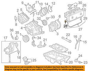 Acura Honda Oem 96 04 Rl Engine Parts Valve Cover Seal 12342pt0000 Ebay