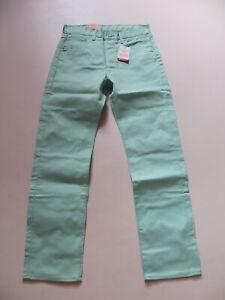 Levi-039-s-501-SHRINK-TO-FIT-Jeans-Hose-W-31-L-32-MINT-Die-Urspruengliche-501