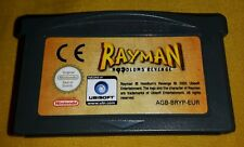 RAYMAN HOODLUMS' REVENGE - Game Boy Advance Gioco Game Gameboy GBA