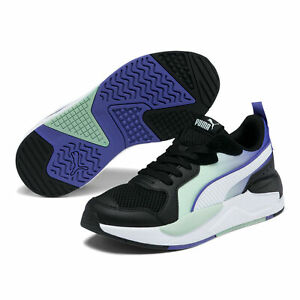 PUMA X-RAY Fade Women's Sneakers Women Shoe Basics
