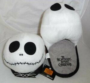 Pantuflas-Jack-Skellington-Nightmare-Before-Xmas-Zapatillas-Nuevo