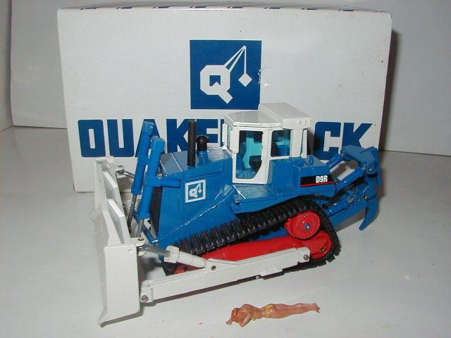 Caterpillar D 9 R Bulldozer Quakernack  451 Nzg 1 50 Boxed