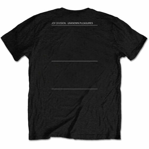 /'Unknown Pleasures/' T-Shirt *Official Merch* *New Order Factory* Joy Division